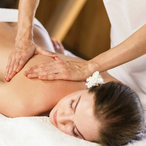 Общий массаж тела в Кургане
